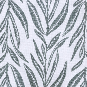 "Block & Brayer ""Leaves"" Gray"