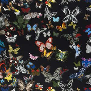 "Designers Guild ""Butterfly Parade"" Oscuro"