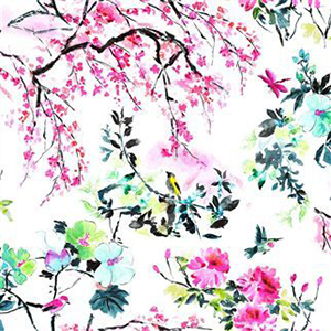 "Designers Guild ""Chinoserie Flower"""