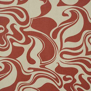 "Florence Broadhurst ""Curly Swirls"""