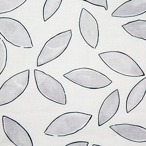 "Rebecca Atwood Designs ""Leaves in Grey"""