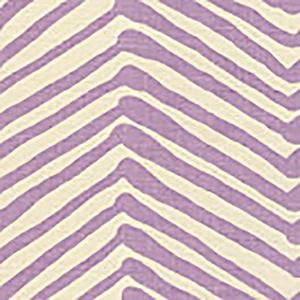 "Quadrille ""Zig Zag Lavender"""