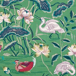 """Schumacher """"Lotus Garden"""""""