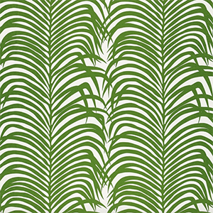 "Schumacher ""Zebra Palm"""