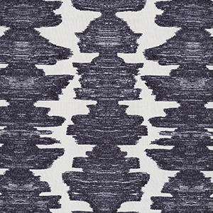 "Perennial Fabrics ""Ink Blot After Midnight"""