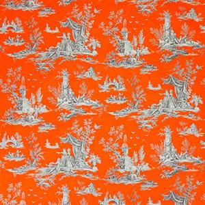 "Cowtan Design ""Jardin du Luxembourg Fabric"""