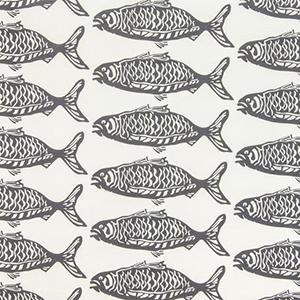 """Victoria Larson Textiles """"School O Fish"""""""