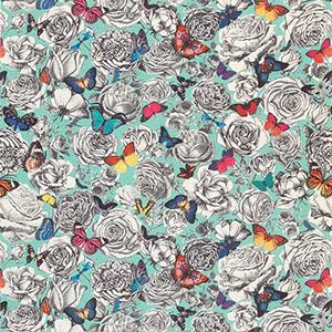 "Osborne & Little ""Butterfly Garden"""