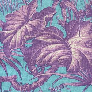 """Quadrille """"Tropique Multi Blotch"""""""