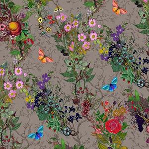 """Timorous Beasties """"Bloomsbury Garden"""""""