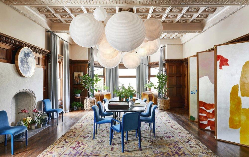 Chloe Warner Redmond Aldrich Design Revitaliste Upholstery