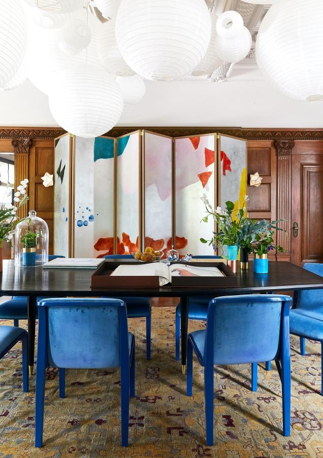 2017 San Francisco Decorator Showcase Revitaliste Upholstery