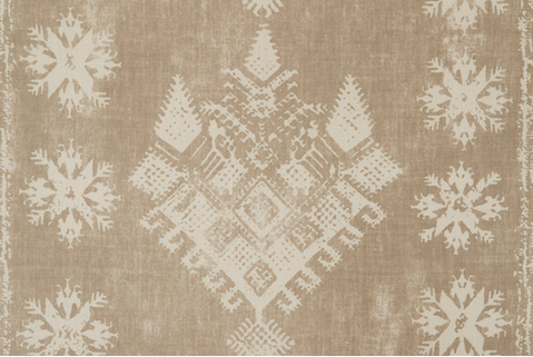 Penny Morrison Upholstery Fabric |  Athens in Taupe