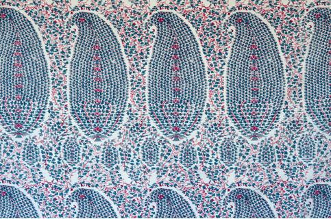 Penny Morrison Upholstery Fabric | Jamawar