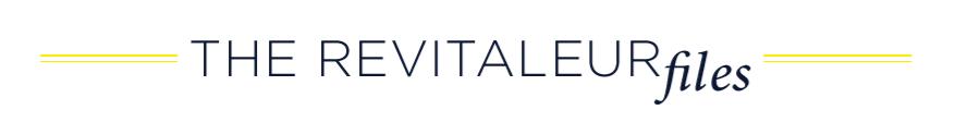 Revitaliste Blog   The Revitaleur Files