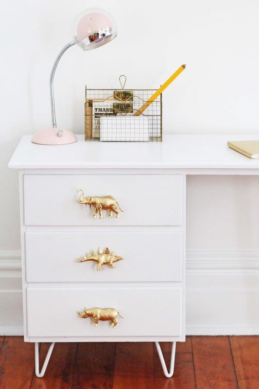 Budget-friendly decor refresh idea: Upgrade drawer hardware