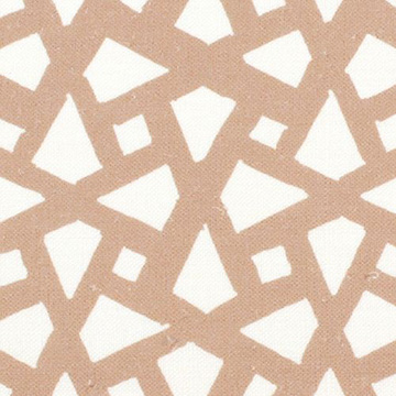 "Alex Conroy Textiles ""Mughal Lattice Large"""