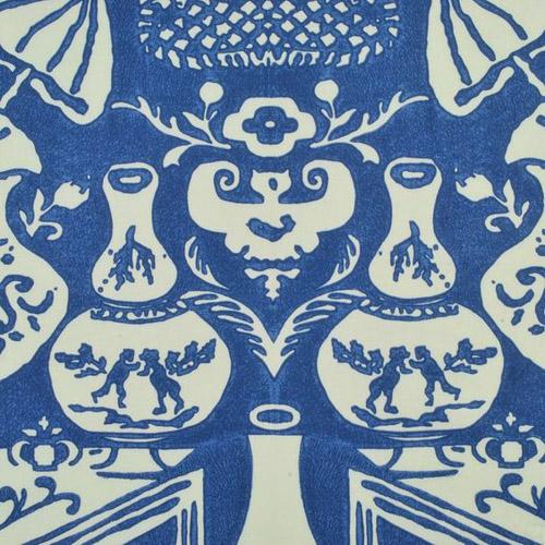 """Clarence House """"Vase Chintz 5002"""""""