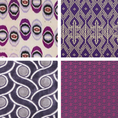 Purple Upholstery Fabric & Best Upholstery Fabrics u2014 Revitaliste | Upholstery u0026 Furniture ...