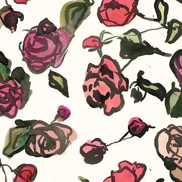 """Edit """"Roses Ink in Pink"""""""
