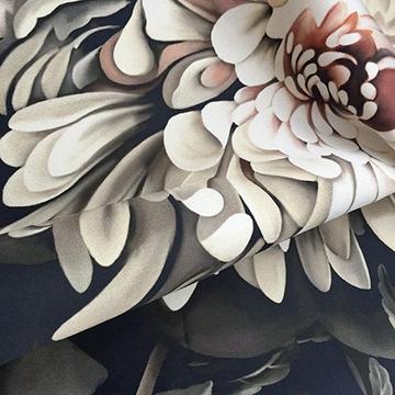 """Ellie Cashman Design """"Dark Floral II"""""""