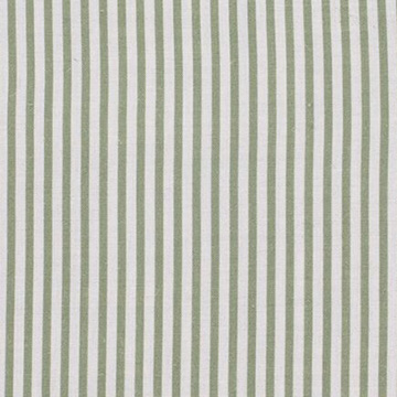 "Alex Conroy Textiles ""Small Stripe"" in Clover"
