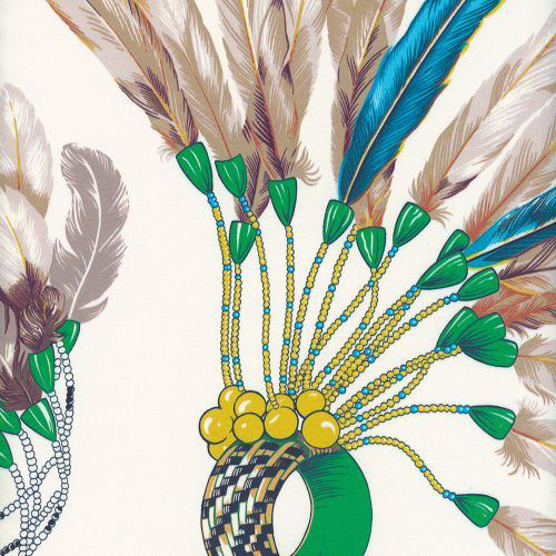 "Hermès ""Brazil"" in Menthe"