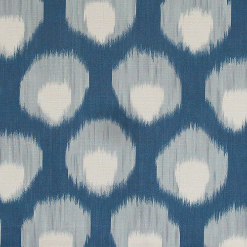 3. 'Bukhara' in Blue, by Peter Dunham Textiles - 'Bukhara' is always a fan favorite, and the blue colorway is one of our team's most beloved selections. Peter Dunham's outdoor version of this pattern is treated with Teflon, allowing for water and soil resistance. Perfection!