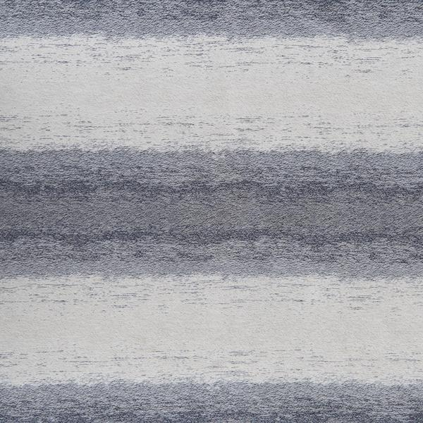 7. 'Lahar' in Navy, by Rosemary Hallgarten - Rosemary Hallgarten created this ombre fabric with a similar effect that she uses on her well-known ombre rugs. Lahar is perfectly textural, and its ombre effect is both bold and soft.