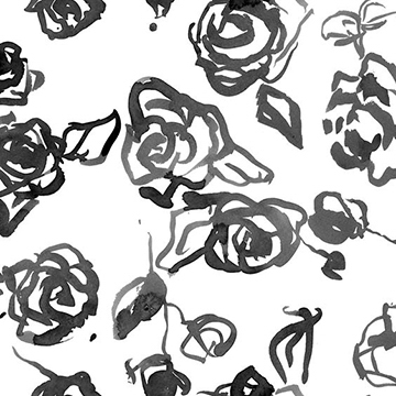 "Edit ""Roses Ink Black"""