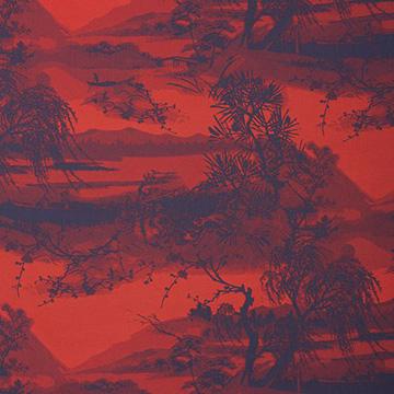 """Dedar """"A Contre-Jour"""" in Rosso"""