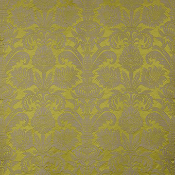 "Dedar ""Pure Damask"" in Citron Lime"