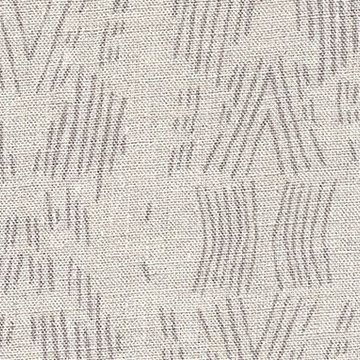 "Fayce Textiles ""Dash"" in Light Grey"