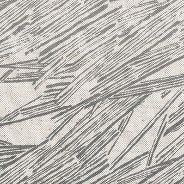 "Fayce Textiles ""Gather"" in Charcoal"