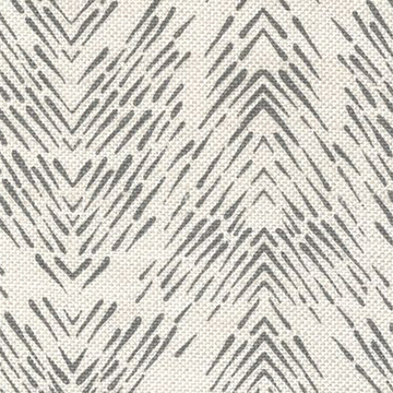 "Fayce Textiles ""Splash"" in Charcoal"