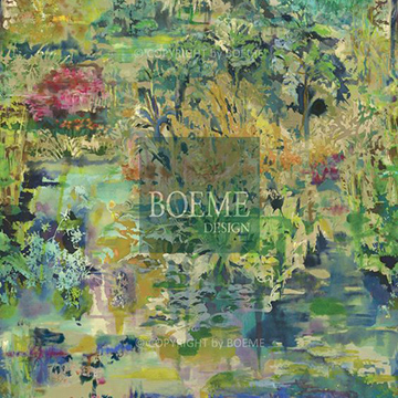 "Boeme Design ""Gardenia"""
