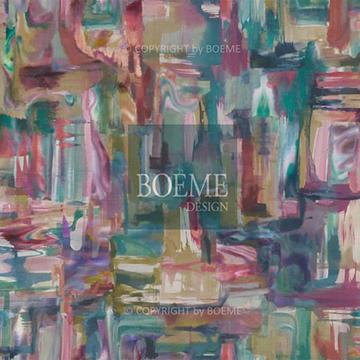 "Boeme Design ""Ocampo Punch"""
