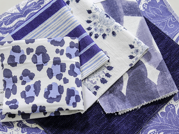 Request Samples - Selecting the perfect fabric is a tactile experience so we suggest requesting samples of your favorite design recommendations. Color doesn't always translate well online so can send you samples of finishes you'd like to see.