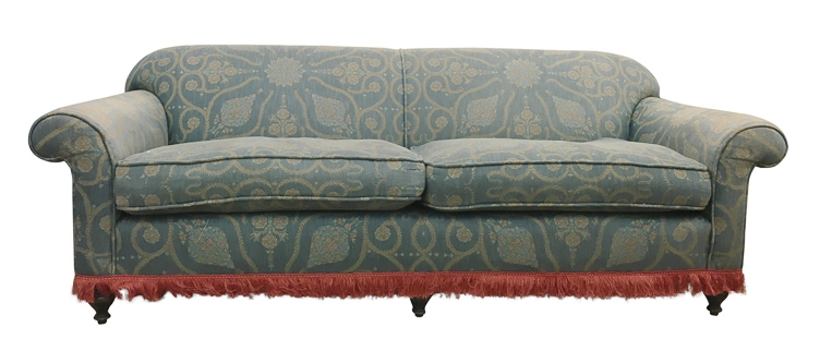 Traditional Sofa before reupholstery | Revitaliste