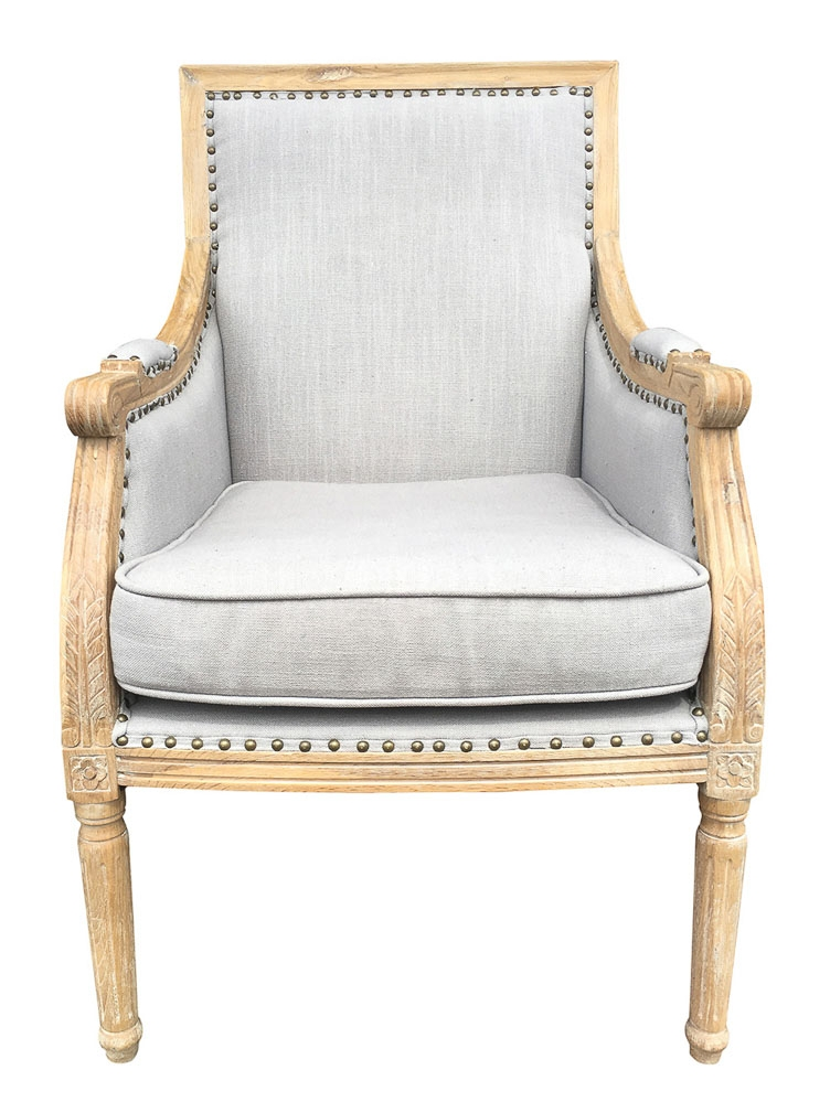 A Pair of Gustavian Arm Chairs before revitalization | Revitaliste