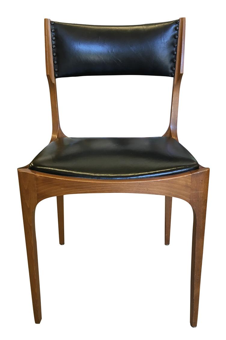 Danish Mid-Century Dining Chairs before restoration | Revitaliste