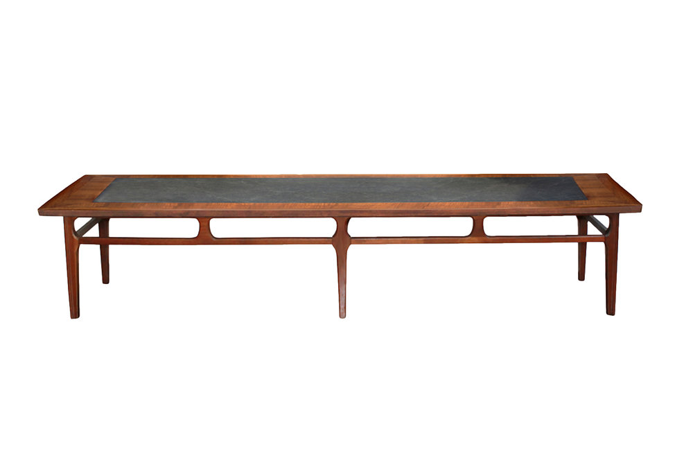 Mid-Century coffee table before transformation | Revitaliste