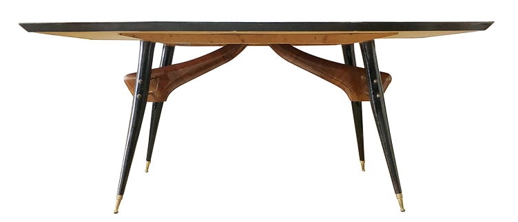 Gio Ponte Dining Table before revitalization | Revitaliste