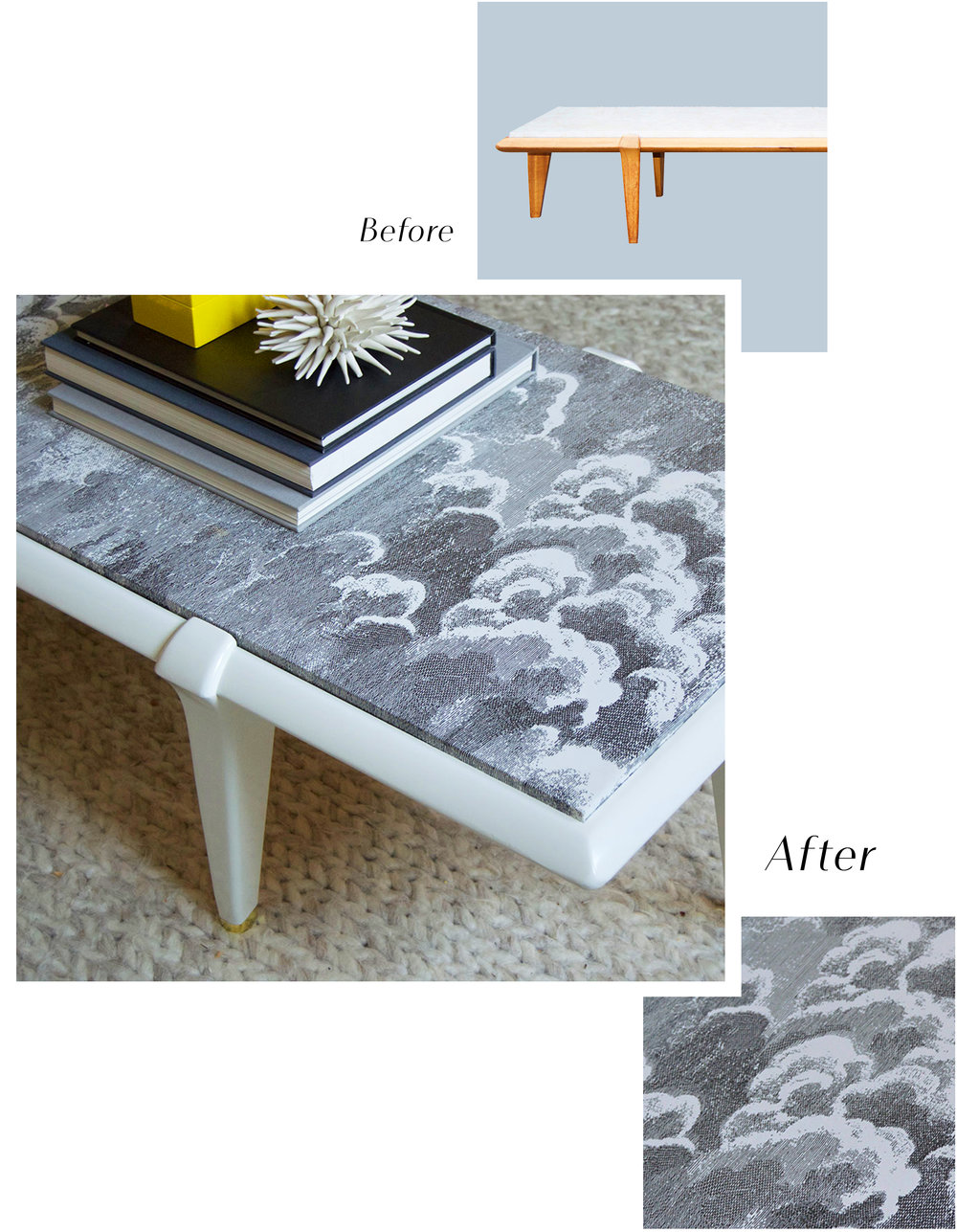 Mid-century Modern Coffee Table || Revitaliste