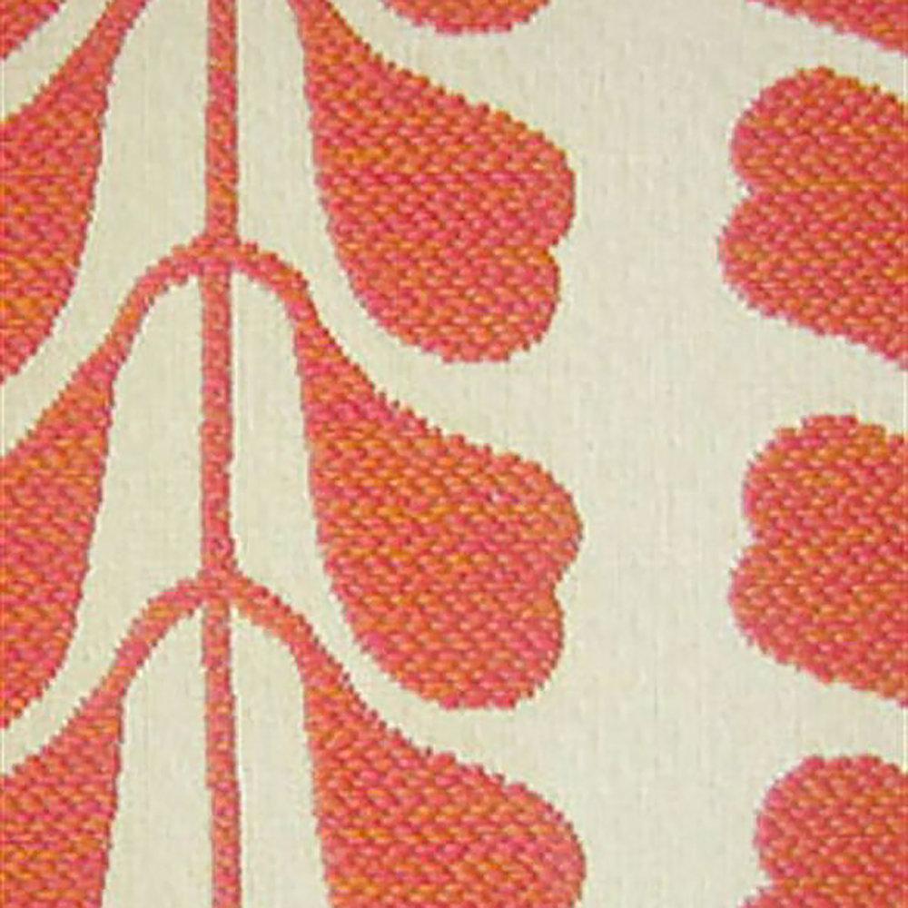 Osborne & Little 'Pelada' - We adore this unique leaf, striped pattern from Osborne & Little.