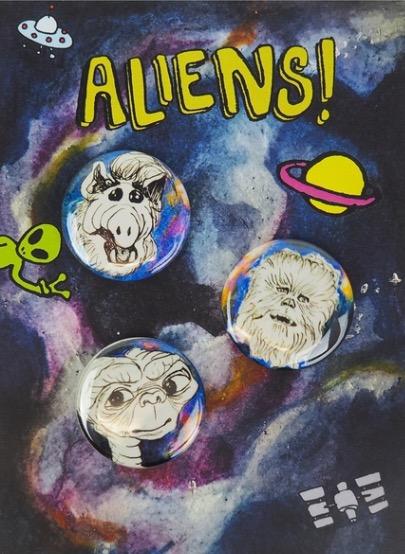 Alien Trio