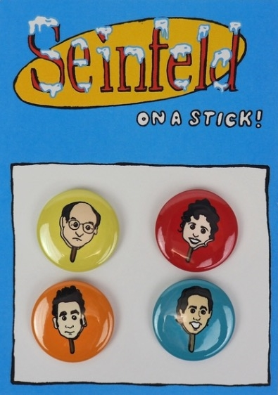 Seinfeld on a Stick
