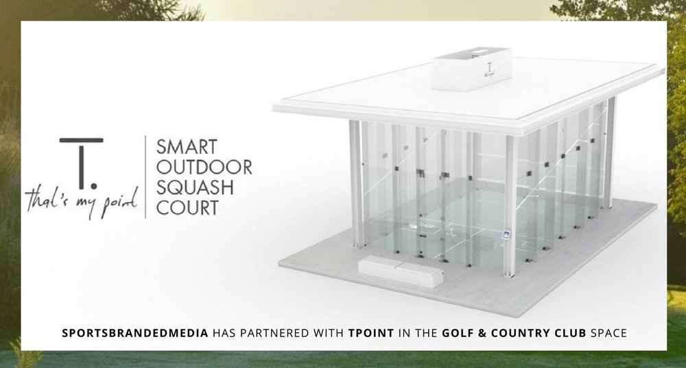 TPOINT is a terrific addition to Golf & Country Clubs!