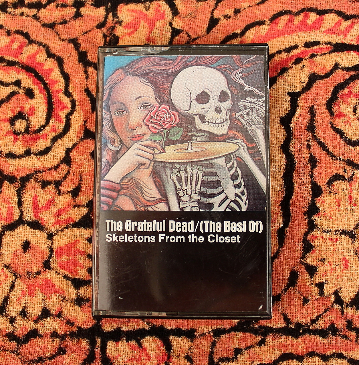 The Grateful Dead Best Of Skeletons From The Closet Hellhound Vintage