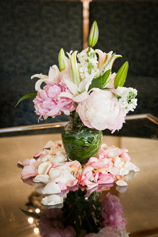 small wedding vase